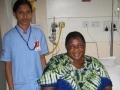 Dr. M G Bhat's patient, Halima
