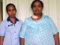 Dr. M G Bhat's patient, Indira
